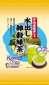 水出し雑穀緑茶40p